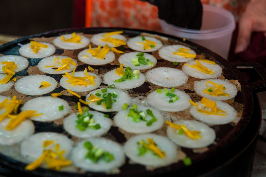 Coconut Rice Dumplings (Khanom Krok)