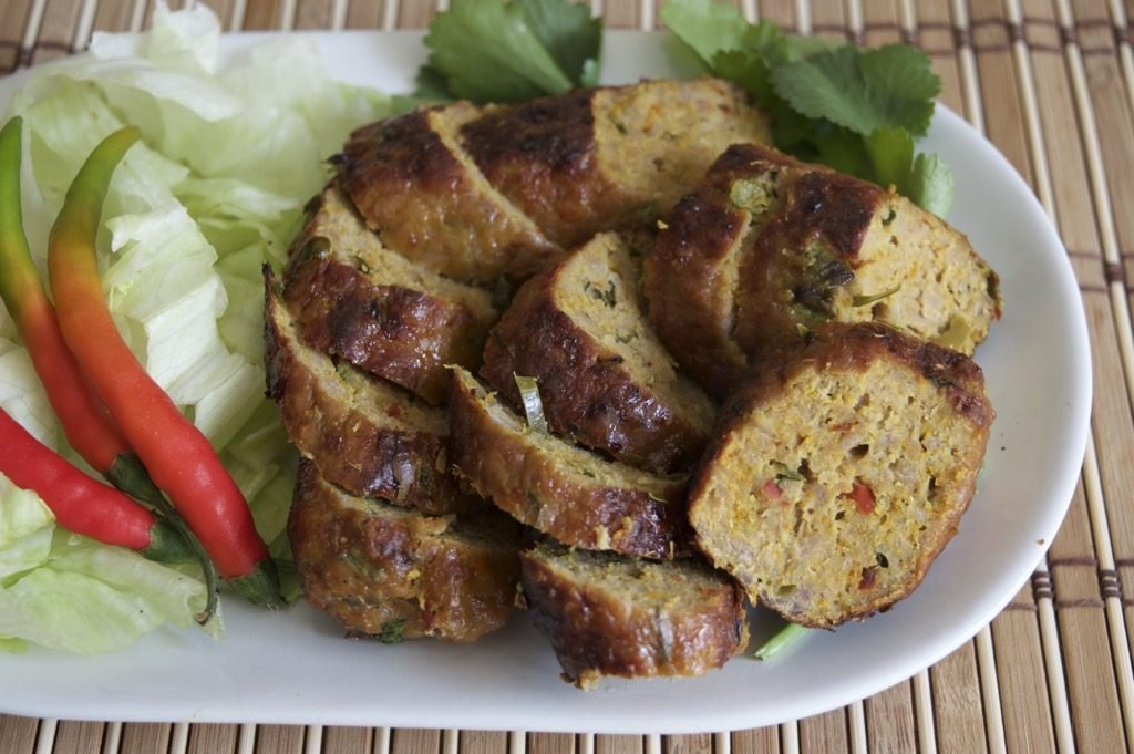 Northern Thai Sausage