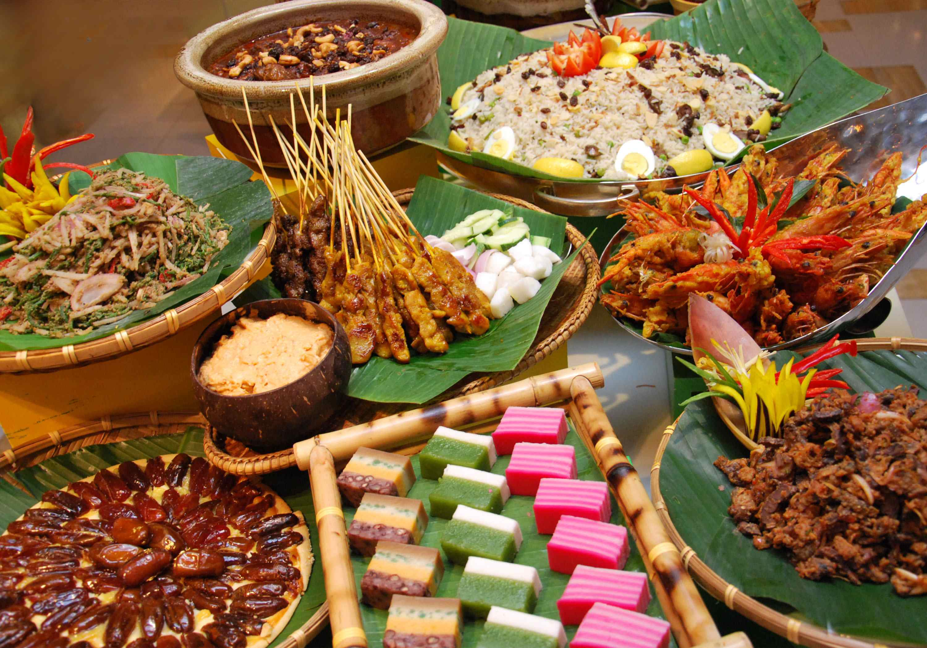 Taste the best of malaysia 28 best malaysian food for Authentic malaysian cuisine