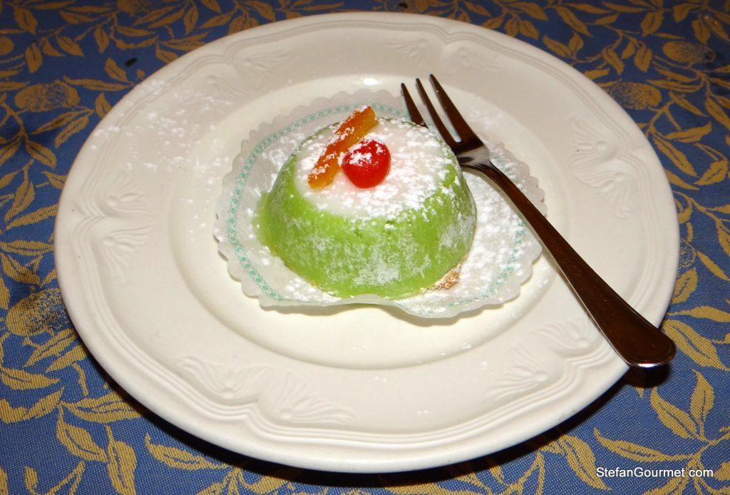 Italian Cassata Cake Icing