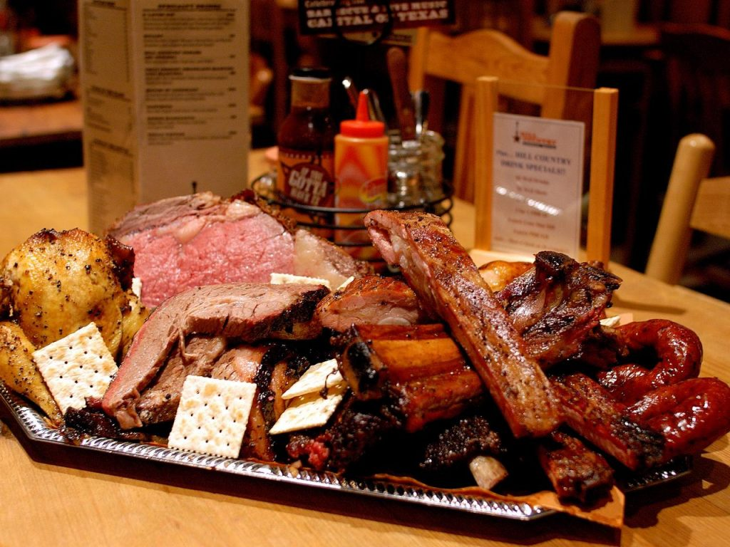 Texas Hill Country Bbq Restaurants