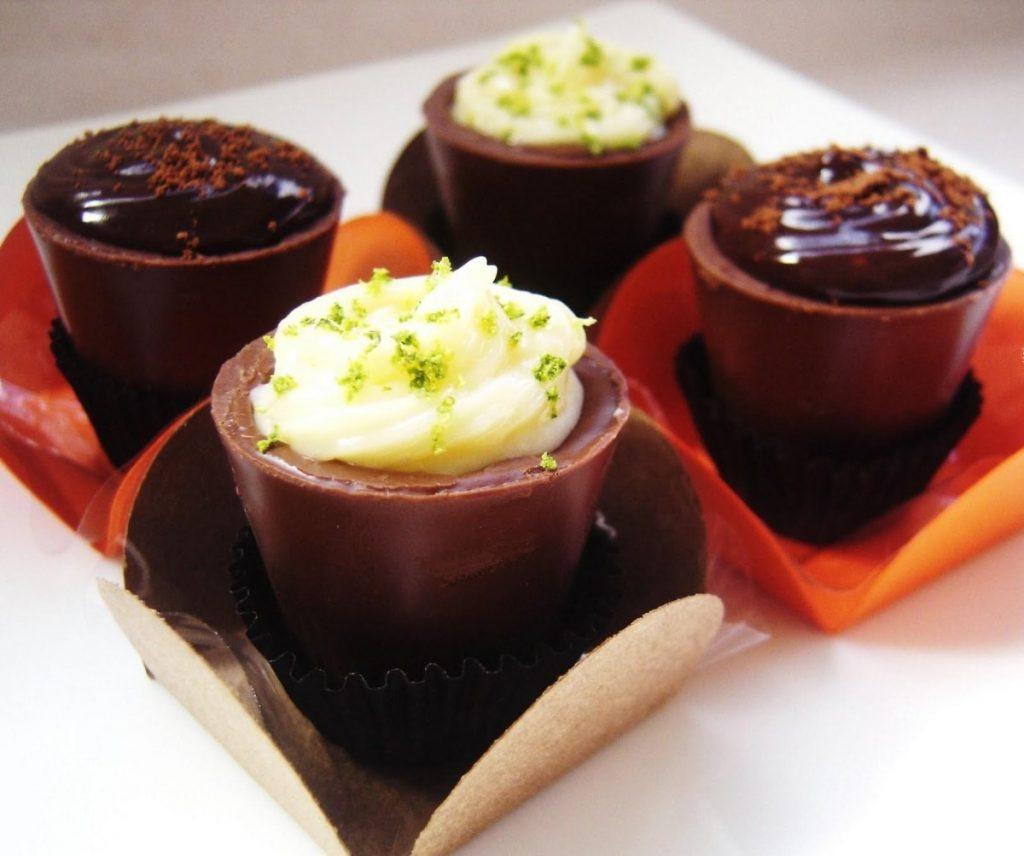 Copos de Chocolate