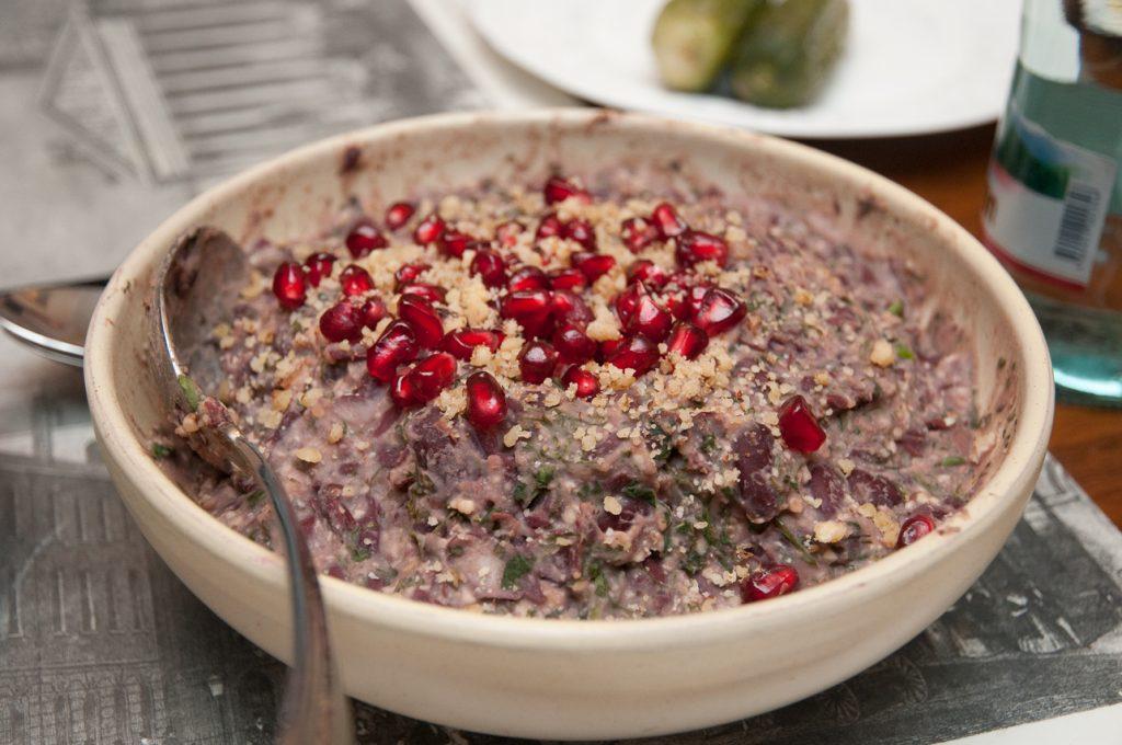 ნიგვზიანი ლობიო – მარტივი და გემრიელი სამარხვო კერძი