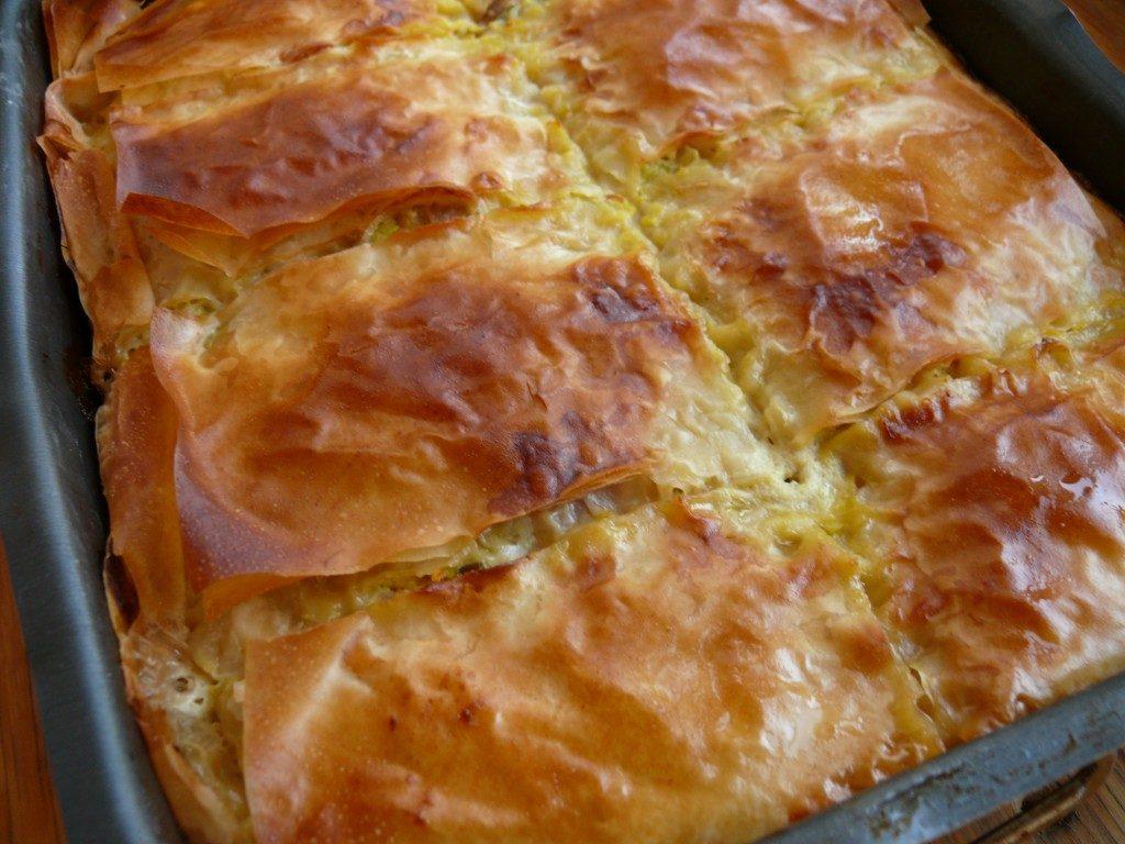 Plăcinte cu brânză dulce