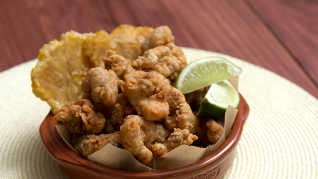 Chicken Chicharrones
