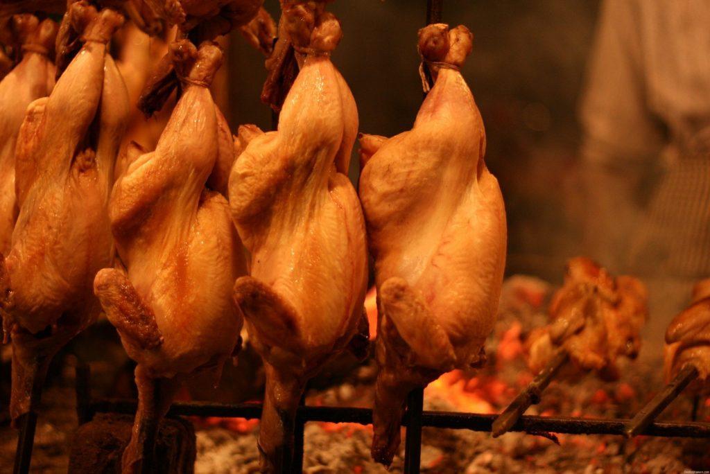 Chicken Sajji