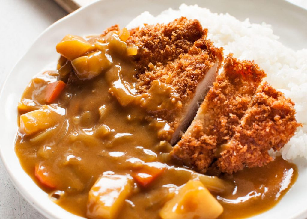 Katsu Curry (Japanese Curry with Chic