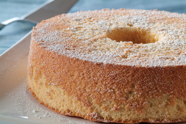 Best Almond Sponge Cake Recipe