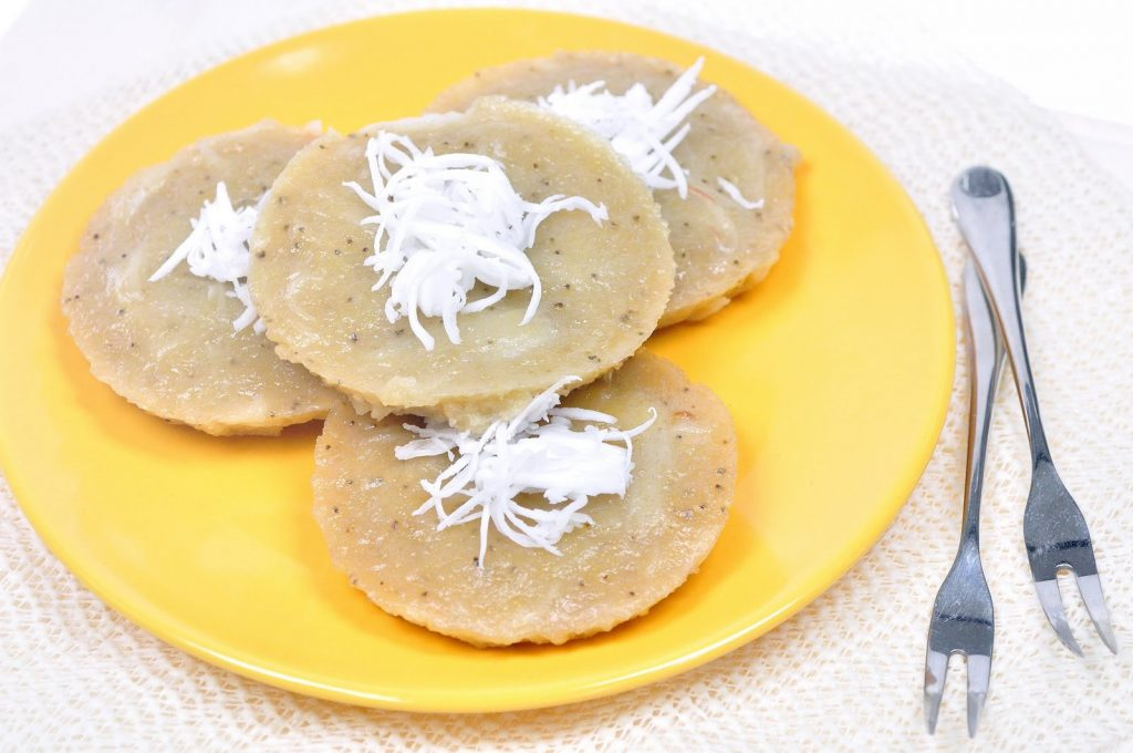 Banana Treat (Khanom Gluay)