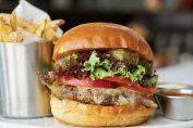 Classic Texas Hamburger