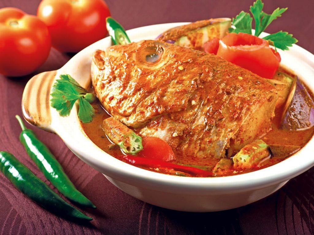 Fish Head Curry