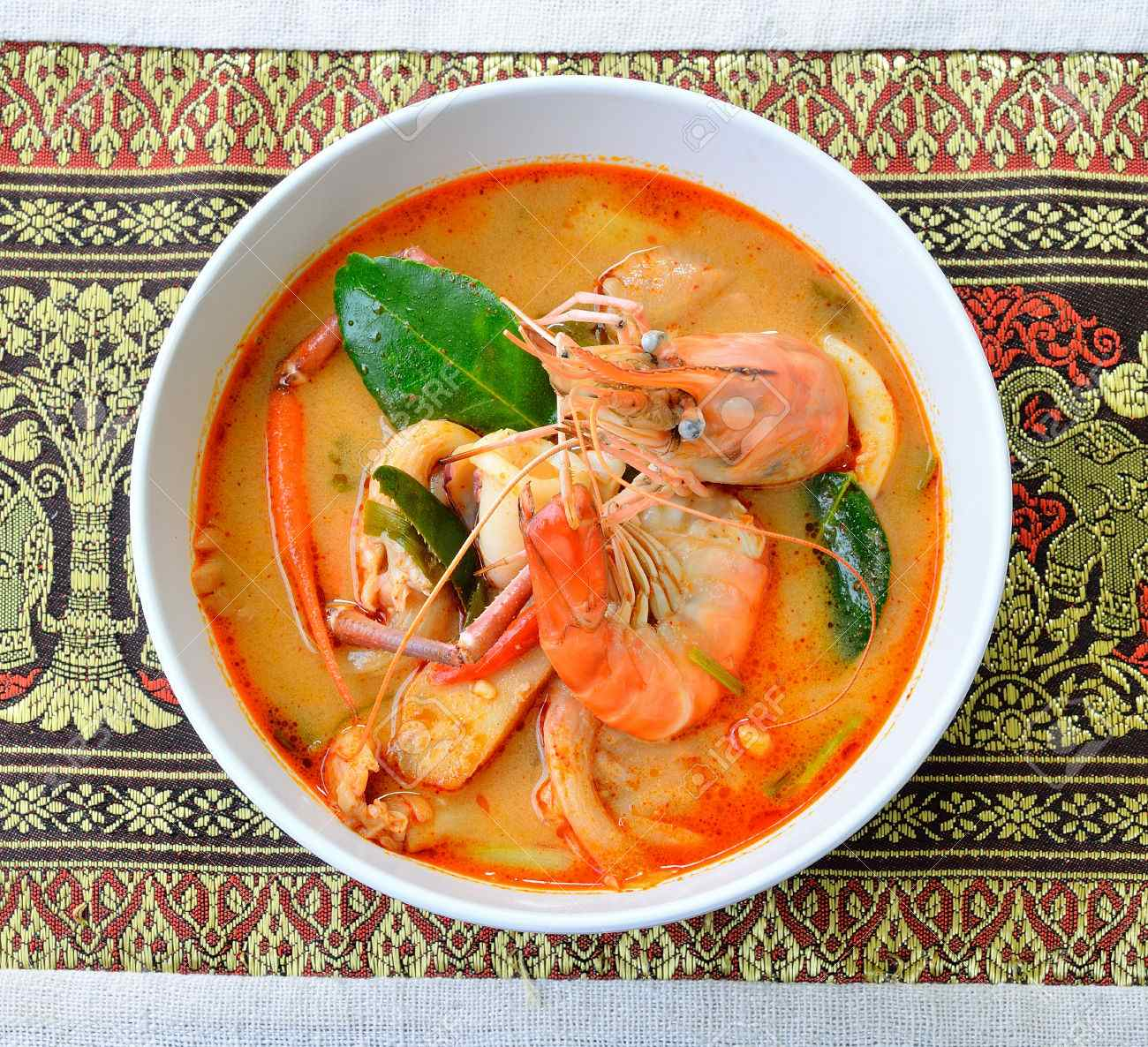 50 thai must eat thai dishes spice things up with the for Thai fish soup
