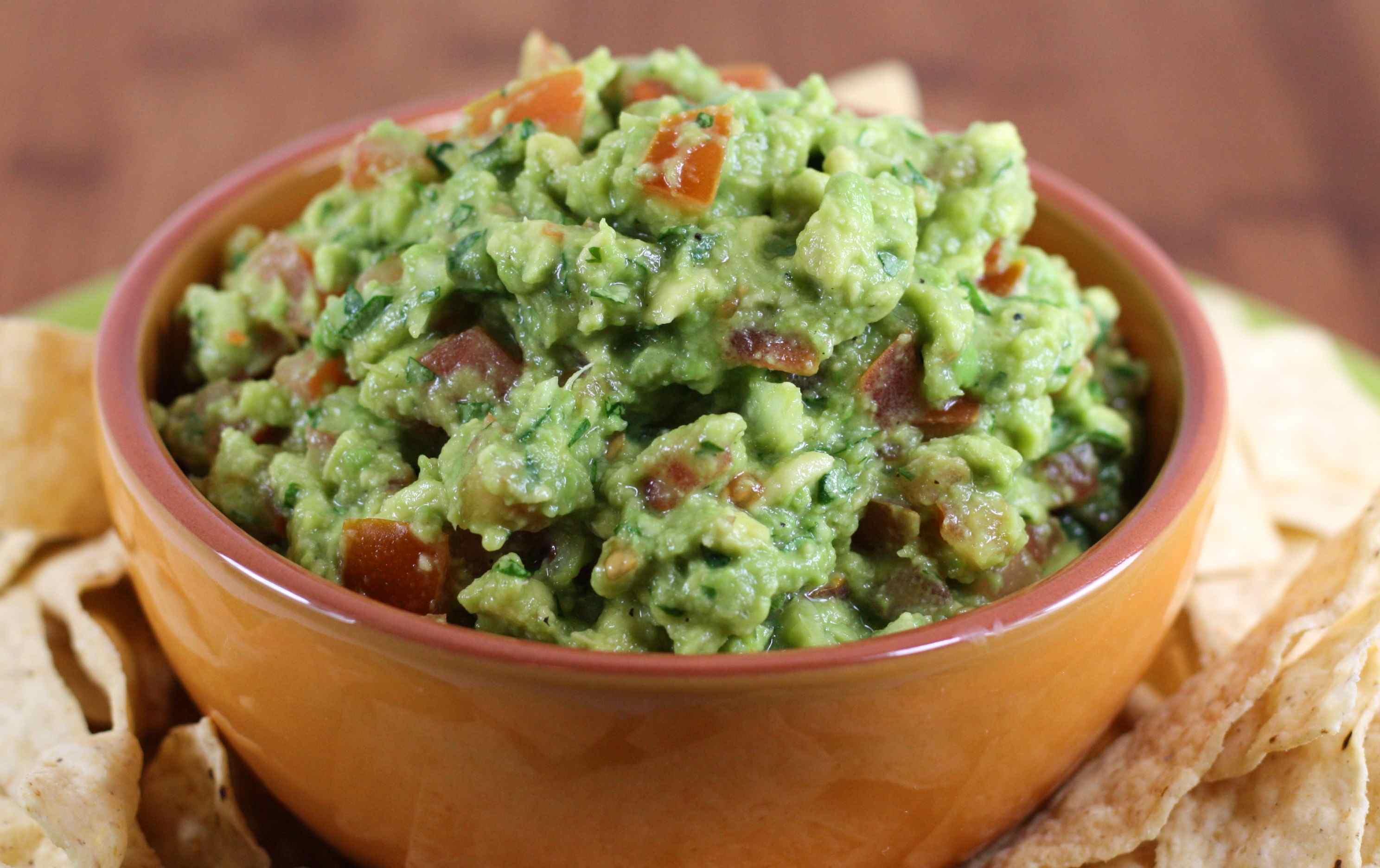 Good Guacamole Foods