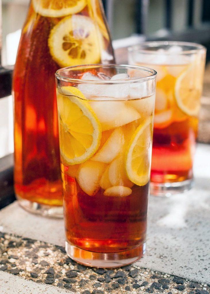 Iced tea - Georgia