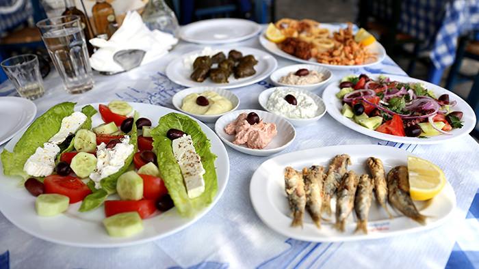 greek mezedes