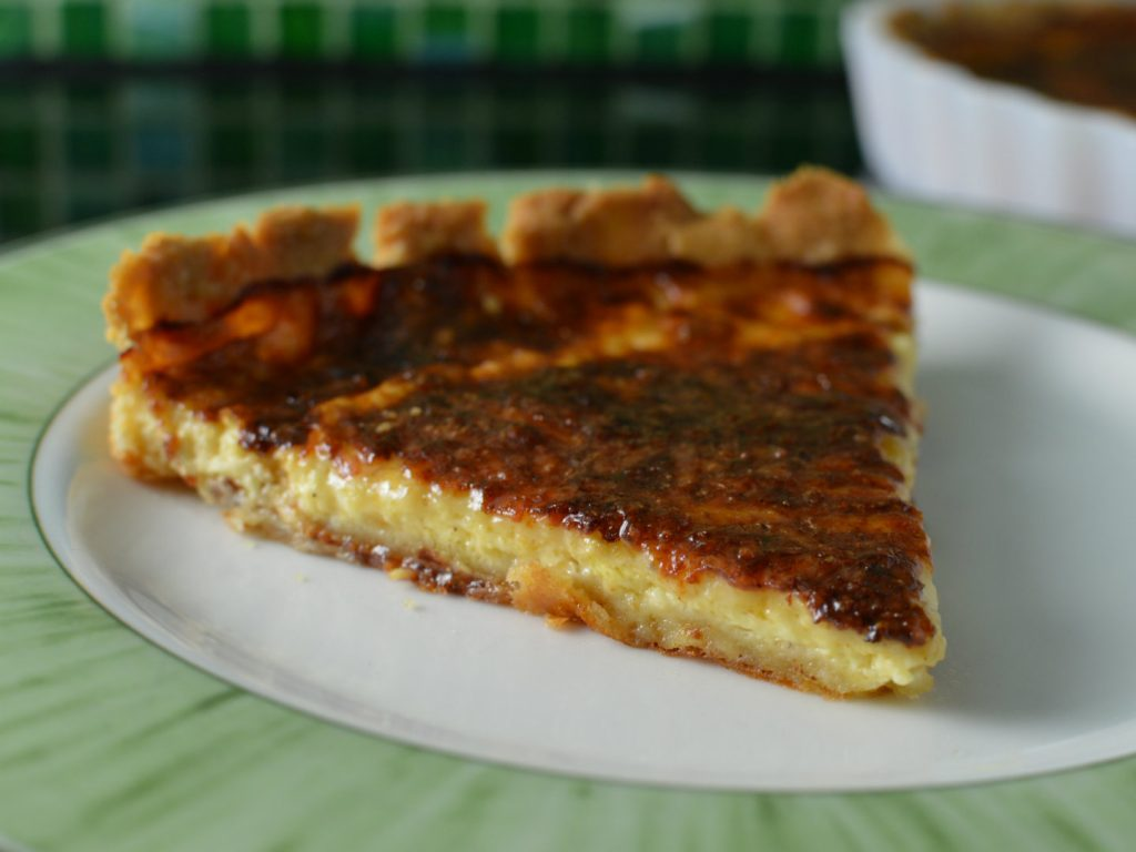 Västerbotten cheese pie