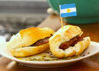 Argentinand Food And Drinks