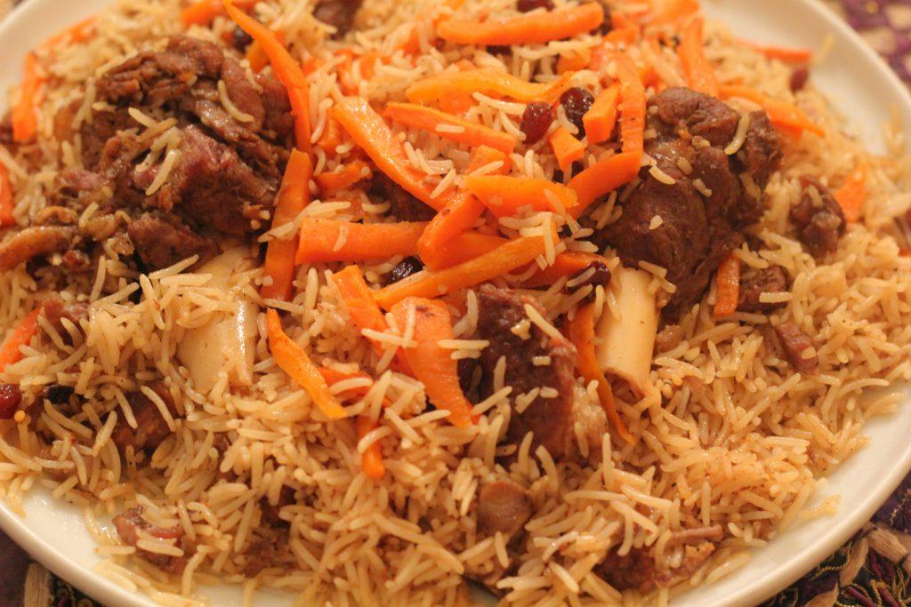 Kabuli Palao