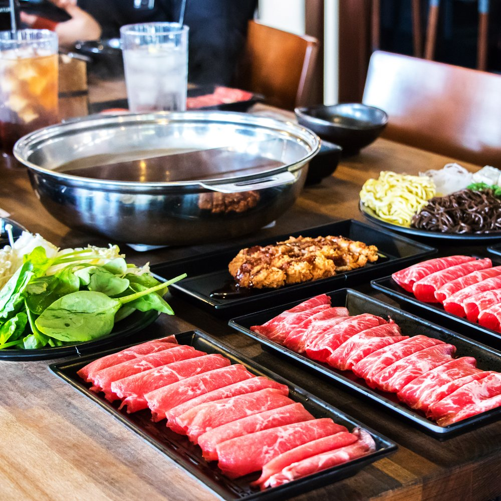 Shabu shabu food you should try for Cuisine you