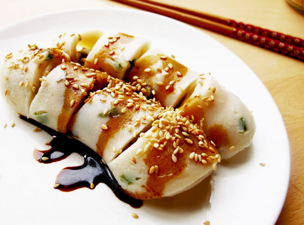 Rice noodle roll