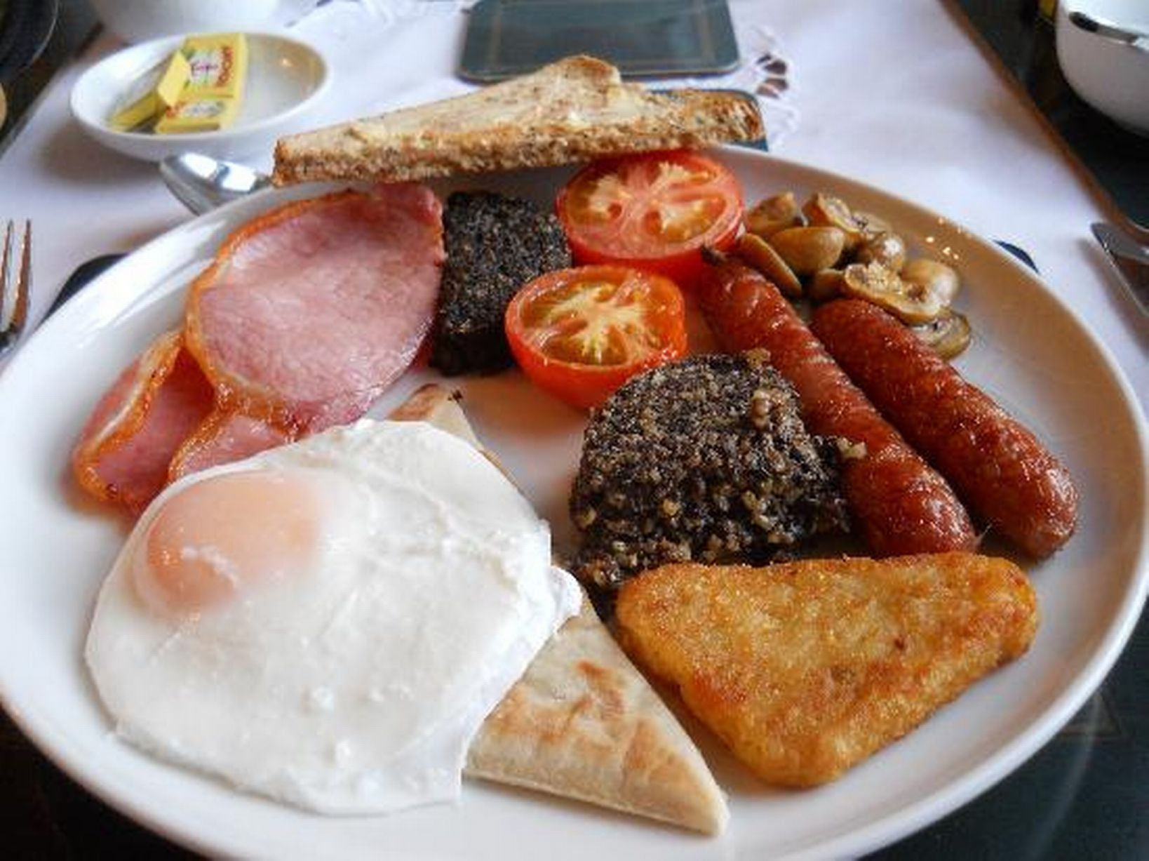 Scottish Breakfast